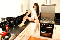 Raunchy Raven. Raven's A Caring Cooker Pt1 Free Pic 8