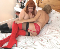 Mrs Leather. Mrs Leather & Dimonty Spanking Time Free Pic 15