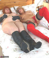 Mrs Leather. Mrs Leather & Dimonty Spanking Time Free Pic 17