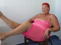 ValGasmic Exposed. Pink Dress Free Pic 6