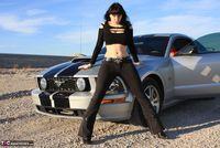 Susy Rocks. Mustang Pt1 Free Pic 4