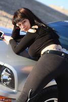 Susy Rocks. Mustang Pt1 Free Pic 8