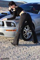 Susy Rocks. Mustang Pt1 Free Pic 10