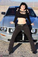 Susy Rocks. Mustang Pt2 Free Pic 1