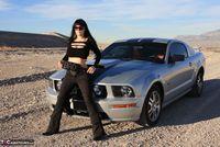 Susy Rocks. Mustang Pt2 Free Pic 5