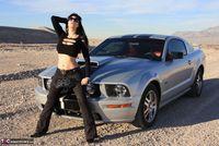 Susy Rocks. Mustang Pt2 Free Pic 6