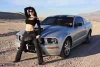 Susy Rocks. Mustang Pt2 Free Pic 7