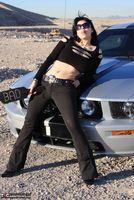 Susy Rocks. Mustang Pt2 Free Pic 11