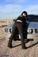 Susy Rocks. Mustang Pt2 Free Pic 12