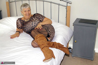 . Brown Boots Free Pic 2