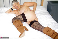 . Brown Boots Free Pic 18