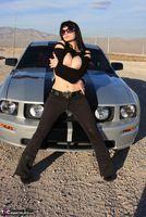Susy Rocks. Mustang Pt3 Free Pic 15