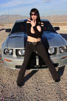 Susy Rocks. Mustang Pt3 Free Pic 16