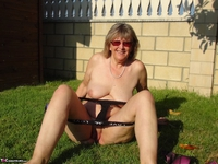 Abby Roberts. Outdoor Indoor - Horny Mature Cunt Free Pic 4
