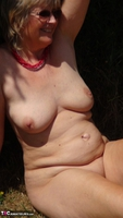 Abby Roberts. Outdoor Indoor - Horny Mature Cunt Free Pic 13