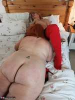 Mrs Leather. Girl On Girl Action Free Pic 18
