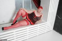 ValGasmic Exposed. Stockings Free Pic 10