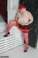 ValGasmic Exposed. Stockings Free Pic 17