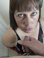 Mrs Leather. I Get A Full Facial Pt1 Free Pic 20