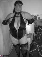 Mrs Leather. Mistress Leather Loves A Hard Cock Pt2 Free Pic 20