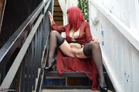 Barby Slut. Barby In Red Free Pic 8