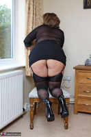 Curvy Claire. Simply Black Pt1 Free Pic 7