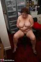 Kinky Carol. Orange Panties Free Pic 2
