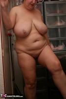 Kinky Carol. Orange Panties Free Pic 6