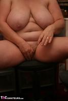 Kinky Carol. Orange Panties Free Pic 8