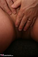 Kinky Carol. Orange Panties Free Pic 11
