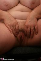 Kinky Carol. Orange Panties Free Pic 14