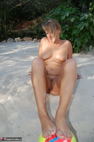Sweet Susi. With The Beach Ball Free Pic 16