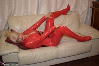 Phillipas Ladies. Dimonty & Camilla In Their PVC Catsuits Free Pic 18
