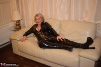 Phillipas Ladies. Dimonty & Camilla In Their PVC Catsuits Free Pic 19