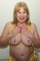 SpeedyBee. Yellow Bikini Free Pic 7