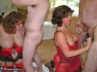 Curvy Claire. Claire & Marie's Gangbang Fun Pt2 Free Pic 4