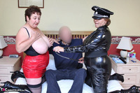 Curvy Claire. PVC Domination 3 Some Pt2 Free Pic 1