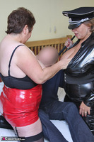 Curvy Claire. PVC Domination 3 Some Pt2 Free Pic 2