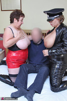 Curvy Claire. PVC Domination 3 Some Pt2 Free Pic 3