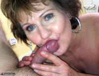 Busty Bliss. Hot Cock Sucking Granny Free Pic 15