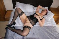 Sara Banks. Tits & Pussy Flashing Free Pic 2