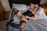 Sara Banks. Tits & Pussy Flashing Free Pic 3