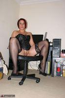 Sara Banks. Tits & Pussy Flashing Free Pic 20