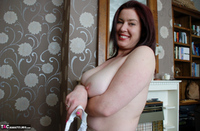 Juicey Janey. Busty & Buxom In Tights Pt2 Free Pic 9