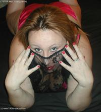 bbwcharlie - Slutty Black Lace&Red Stilettos Free Pic 3