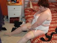Panty Girdle & Stockings 1
