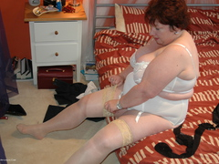 Chris44G - Panty Girdle & Stockings 1 Photo Album