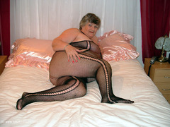 GrandmaLibby - Bodystocking Photo Album