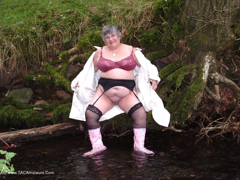 Latex underwear for men