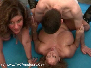 Curvy Claire - Claire  Maries 5 Some Movie Pt2 Video